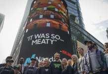 巴克莱:未来10年人造肉市场的价值或达到1400亿美元