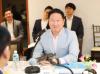 应SK集团董事长崔泰源邀请 许家印考察韩国SK集团