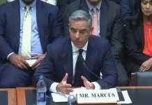 听证会第二场 马库斯默认Libra将与微信、支付宝竞争