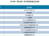 2019年电子信息百强企业名单发布 华为第一联想第二
