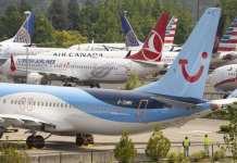 波音二季度将因737MAX停飞而遭受49亿美元的税后损失