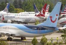波音预计737 Max停飞将造成56亿美元损失