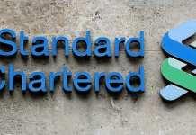 渣打银行面临英国1000万英镑的制裁罚款