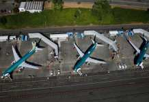 美航管局邀请全球一线飞行员参加737MAX模拟器测试