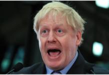 """绝不延迟脱欧 英首相自比""""绿巨人"""":越疯狂,就越强大"""