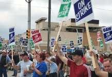 通用汽车大罢工日损数亿美元 而投资者尚未感到担忧