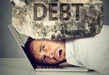 美国千禧一代不算房贷人均负债2.79万美元