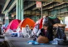 特朗普:旧金山将被美环保署制裁 无家可归者造成污染