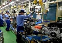 日本9月制造业活动连续五个月萎缩