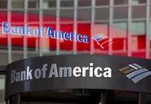 美国银行Q3投行业务营收15.3亿美元 同比增长27%