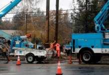 加州最大电力公司PG&E同意赔偿野火受害者135亿美元