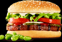 联合利华进军人造肉行业 与汉堡王在欧洲推素肉汉堡