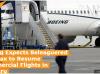 波音公司:预计737-8客机将于明年1月复飞