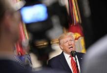 再批美联储 外媒:特朗普呼吁美国实施负利率