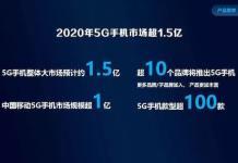 白皮书:5G换机潮将至 明年底5G手机将低至千元