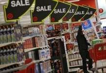 美国10月零售销售环比增长0.3% 好于预期