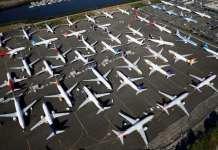 美联航宣布将波音737 Max飞机停飞延长至明年3月