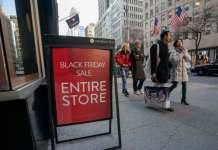 外媒:美国将面临一个不那么愉快的假日购物季