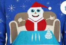 沃尔玛为出售圣诞老人与毒品图案毛衣道歉