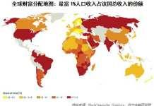 贫富差距扩大:全球最富26人资产是38亿穷人财富总和