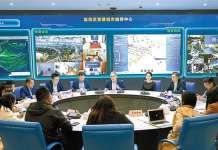 华为平安腾讯首联手 中标深圳盐田智慧城市建设项目