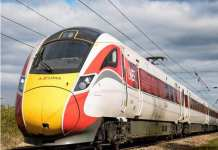 日立获3.5亿英镑英国高铁车辆订单