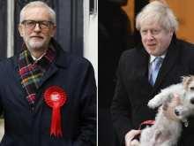 """英在野党选后""""一家欢乐多家愁"""" 工党惨败"""