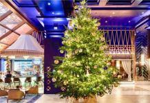 史上最贵圣诞树价值1亿元:挂满稀有钻石和珠宝