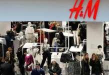 H&M第四财季净销售额增长9%